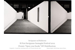 Savignano, Interfotogramma 1/87 per premio HF Open your books